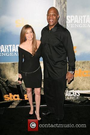 Tiny Lister Premiere of Starz' Spartacus: Vengeance held at the ArcLight Cinemas Cinerama Dome Los Angeles, California - 18.01.12