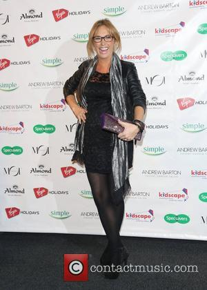 Jenny Frost Specsavers Spectacle Wearer of the Year 2012 held at Battersea Power Station - Arrivals London, England - 30.10.12