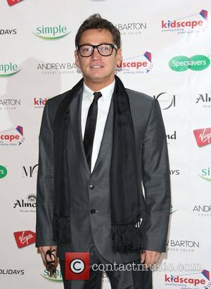 Sid Owen Specsavers Spectacle Wearer of the Year 2012 held at Battersea Power Station - Arrivals London, England - 30.10.12