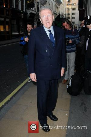 Sir David Frost Spectator Life Launch Party at Asprey- Arrivals London, England - 28.03.12