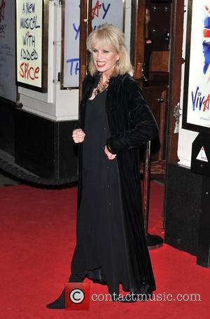Joanna Lumley Receives Special Recognition Award at the National Television Awards