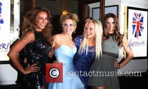 Melanie Brown, Mel B, Geri Halliwell, Emma Bunton, Melanie Chisholm and Mel C