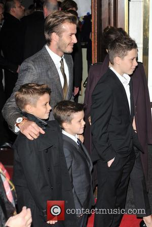 Beckhams Come Back To Blighty, And Education Comes First