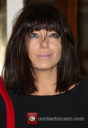 Claudia Winkleman VIVA Forever Spice Girls the Musical held at the Piccadilly Theatre- Arrivals London, England - 11.12.12