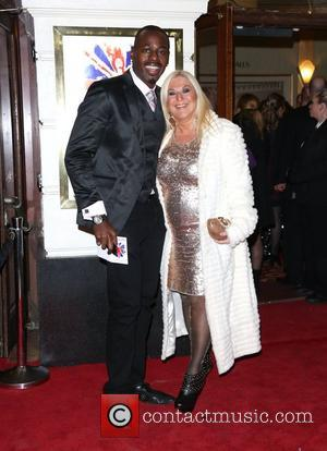 Vanessa Feltz and Ben Ofoedu VIVA Forever Spice Girls the Musical held at the Piccadilly Theatre- Arrivals London, England -...