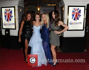 Mel B, Geri Halliwell, Emma Bunton, Mel C, Viva Forever, Piccadilly Theatre, London and England