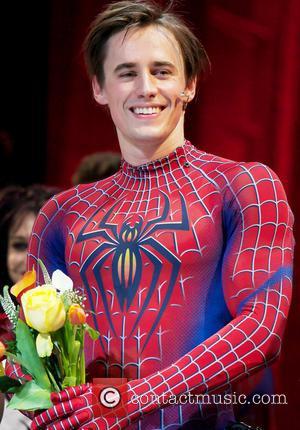 Spider-man, Turn Off, Dark, Year Anniversary and Foxwoods Theatre