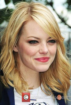 Emma Stone  The cast of 'The Amazing Spider-Man' at the 'Be Amazing' Stand Up Volunteer Initiative at Madison Boys...