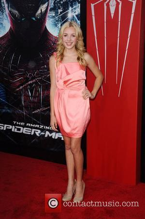 Peyton List Los Angeles premiere of 'The Amazing Spider-Man' held at the Regency Village Theatre - Arrivals Westwood, California -...