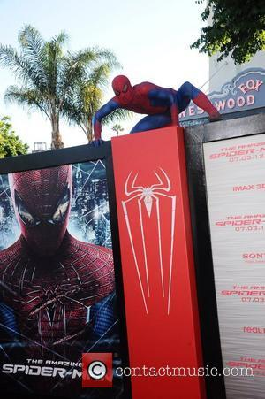 Spider-Man Los Angeles premiere of 'The Amazing Spider-Man' held at the Regency Village Theatre - Arrivals Westwood, California - 28.06.2012