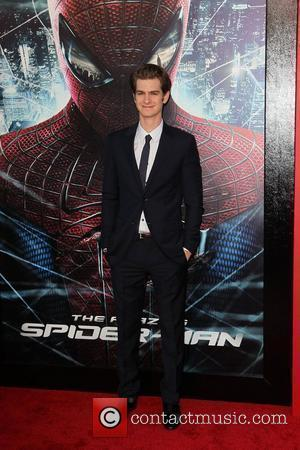 Andrew Garfield and Mason
