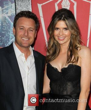 Chris Harrison, Carly Steel Los Angeles premiere of 'The Amazing Spider-Man' held at the Regency Village Theatre - Arrivals...