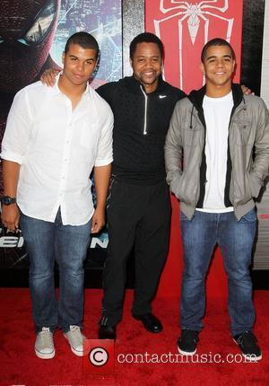 Cuba Gooding Junior and Mason