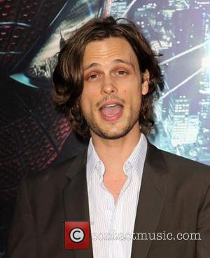 Matthew Gray Gubler Los Angeles premiere of 'The Amazing Spider-Man' held at the Regency Village Theatre - Arrivals...