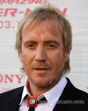 Rhys Ifans Los Angeles premiere of 'The Amazing Spider-Man' held at the Regency Village Theatre - Arrivals   Los...