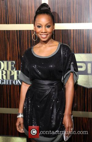 Anika Noni Rose  Spike TV's 'Eddie Murphy: One Night Only' at the Saban Theatre Beverly Hills, California - 03.11.12