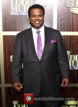 Craig Robinson  Spike TV's 'Eddie Murphy: One Night Only' at the Saban Theatre Beverly Hills, California - 03.11.12