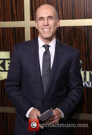 Jeffrey Katzenberg  Spike TV's 'Eddie Murphy: One Night Only' at the Saban Theatre Beverly Hills, California - 03.11.12