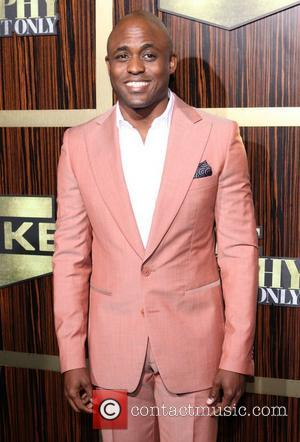 Wayne Brady  Spike TV's 'Eddie Murphy: One Night Only' at the Saban Theatre Beverly Hills, California - 03.11.12
