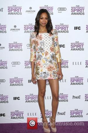 Zoe Saldana and Independent Spirit Awards