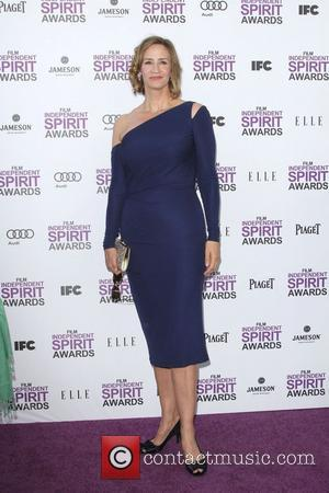 Janet McTeer 27th Annual Independent Spirit Awards- Arrivals- Santa Monica Beach Los Angeles, California - 25.02.12