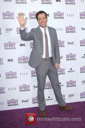 Ed Helms 27th Annual Independent Spirit Awards- Arrivals- Santa Monica Beach Los Angeles, California - 25.02.12
