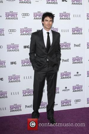 Ian Somerhalder and Independent Spirit Awards