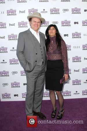 John C. Reilly 27th Annual Independent Spirit Awards- Arrivals- Santa Monica Beach Los Angeles, California - 25.02.12