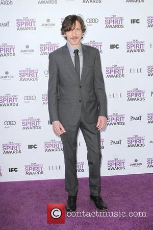 John Hawkes 27th Annual Independent Spirit Awards- Arrivals- Santa Monica Beach Los Angeles, California - 25.02.12