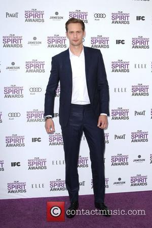 Alexander Skarsgard and Independent Spirit Awards