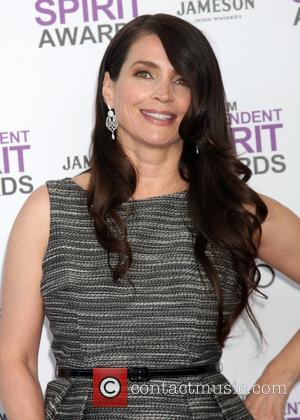 Julia Ormond  27th Annual Independent Spirit Awards at Santa Monica Beach - Arrivals Los Angeles, California - 25.02.12