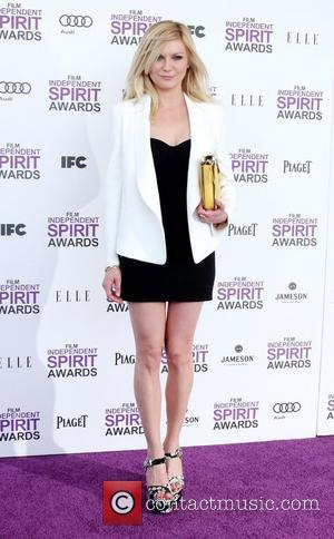Kirsten Dunst and Independent Spirit Awards