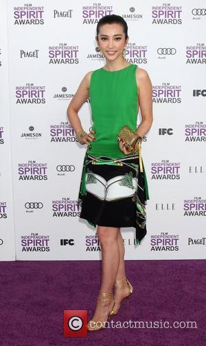 Li Bingbing and Independent Spirit Awards