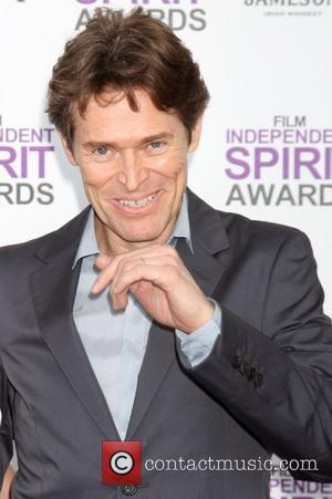 Willem Dafoe 27th Annual Independent Spirit Awards at Santa Monica Beach - Arrivals Los Angeles, California - 25.02.12