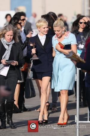 Michelle Williams, Busy Philipps and Independent Spirit Awards