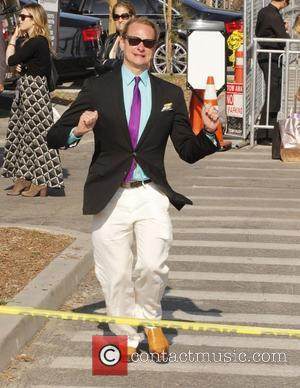 Carson Kressley 27th Annual Independent Spirit Awards - Outside Arrivals Los Angeles, California - 25.02.12