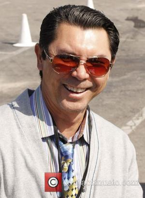 Lou Diamond Phillips 27th Annual Independent Spirit Awards - Outside Arrivals Los Angeles, California - 25.02.12