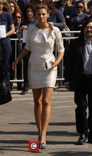Stana Katic and Independent Spirit Awards