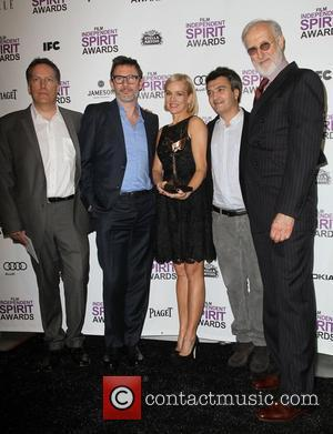 Michel Hazanavicius, James Cromwell, Penelope Ann Miller, Thomas Langmann and Independent Spirit Awards