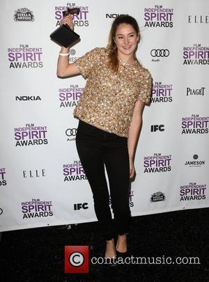 Shailene Woodley and Independent Spirit Awards