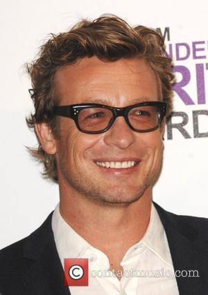 Simon Baker  27th Annual Independent Spirit Awards at Santa Monica Beach - Press Room Los Angeles, California - 25.02.12