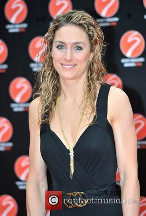 Amy Williams Sport Industry Awards held at the Battersea Evolution - Arrivals. London, England - 02.05.12
