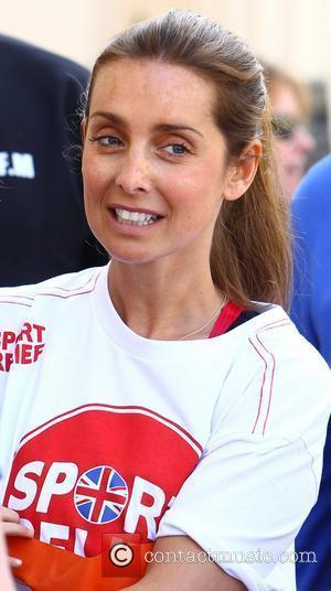 Louise Redknapp Sainsbury's Sport Relief Mile 2012 - London London, England - 25.03.12