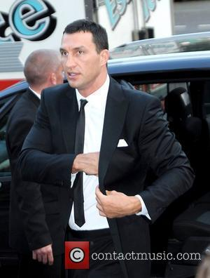 Wladimir Klitschko at the Sports for Peace - Honouring and celebrating Muhammed Ali held at the V&A museum London, England...
