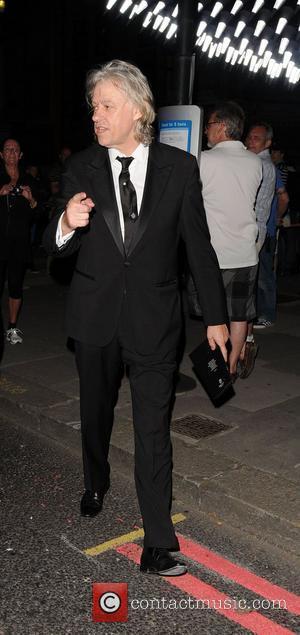 Bob Geldof's Fears For Olympics
