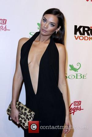 Michelle Vawer Sports Illustrated and the LVCVA host 'Club SI Swimsuit' held at Pure Nightclub - Caesars Palace Resort and...