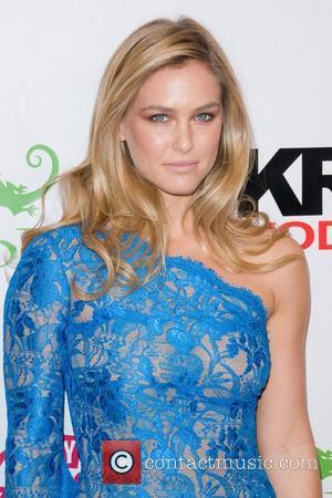 Bar Rafaeli  The Launch of The 2012 Sports Illustrated Swimsuit edition held at Crimson New York City, USA -...