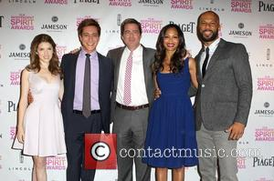 Anna Kendrick, Sean Mcmanus, Josh Welsh, Common and Zoe Saldana