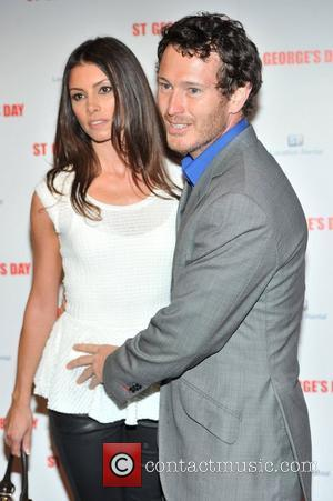 Nick Moran and guest The World Premiere of St. George's Day held at the Odeon Covent Garden - Arrivals. London,...