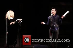 Carol Kane and Mario Cantone